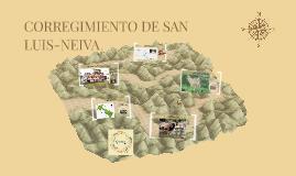 CORREGIMIENTO DE SAN LUIS-NEIVA