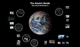 Copy of The Atomic Bomb: End of WWII