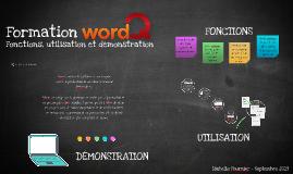 Formation WordQ