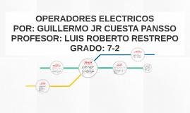 Copy of OPERADORES ELECTRICOS