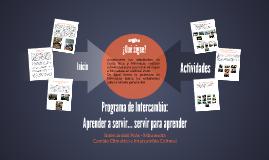 Programa de Intercambio:
