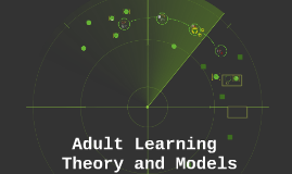 Adult Learning Theory and Models