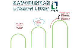 Tervetuloa Lyseolle!