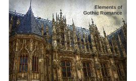 Elements of Gothic Architecture