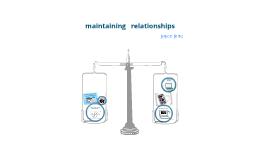 Relationship Presentation