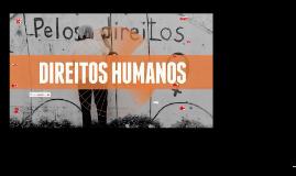 Os direitos humanos são direitos inerentes a todos os seres