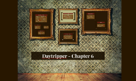 Daytripper - Chapter 6