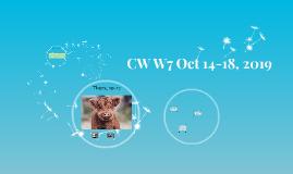 CW W7