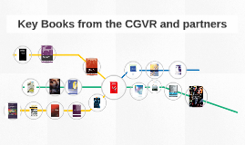 Key Books from the CGVR and partners