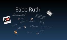 Babe Ruth!