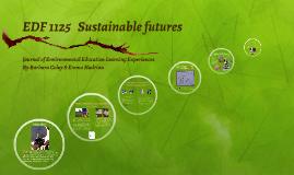 EDF    Sustainability