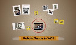 Robbie Gunter in WOll