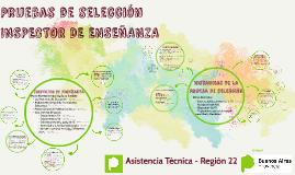 Copy of Pruebas de Selección IE