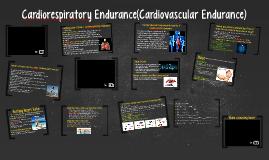 6th Grade Cardiorespiratory Endurance