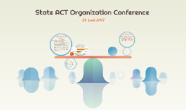 State ACT Organization Conference