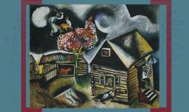 """Chagall, """"La pioggia"""", 1911"""