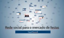 Rede social de festas