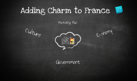 Copy of Copy of Copy of Adding Charm to France