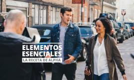 Jovenes Elementos Esenciales/LaReceta