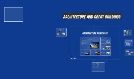Principles of design: Architecture