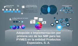 Implementación  NIIF para las PYMES