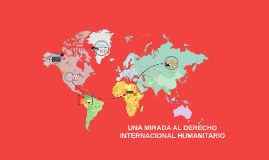 Copy of EL DERECHO INTERNACIONAL HUMANITARIO