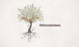 Deferentoclasia
