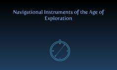 Navigational Instuments