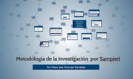 Copy of Metodologia de la investigacion por Sampieri Cap 3