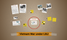 Vietnam War under LBJ