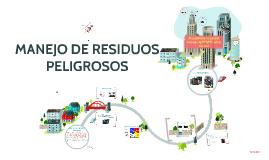 Copy of MANEJO DE RESIDUOS PELIGROSOS