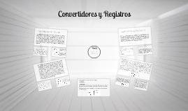 Convertidores y registros