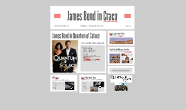 Copy of James Bond in Craco