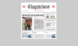 AD Haagsche Courant