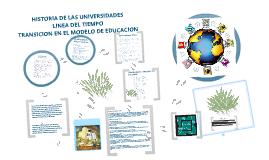Copy of LINEA DEL TIEMPO- LA HISTORIA DE LAS UNIVERSIDADES