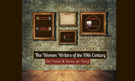 The Women Writers of the 19th Century