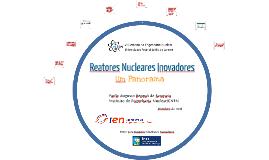 VI SEN/UFRJ: Reatores Nucleares Inovadores: um Panorama