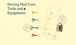 Copy of Storing Nail Care Tools and Equipments
