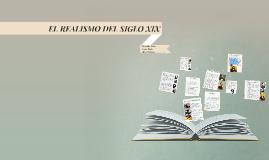 EL REALISMO DEL SIGLO XIX