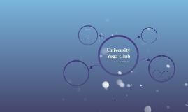 University Yoga Club