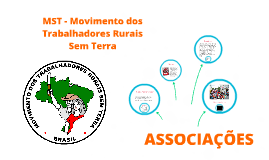 MST - Movimento dos Trabalhadores Sem-Terra