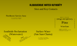 ABCWUA Sites and Key Contacts