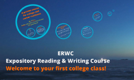 Copy of Copy of ERWC Class Intro Prezi