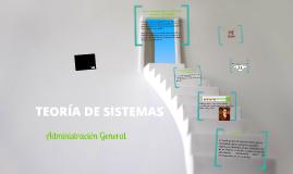 Copy of TEORÍA DE SISTEMAS