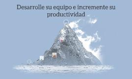Desarrolle su equipo y despegue su productividad