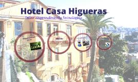 Copy of Hotel casa higueras