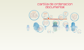 cartilla de ordenacion documental