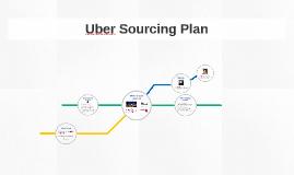 Uber Sourcing Plan
