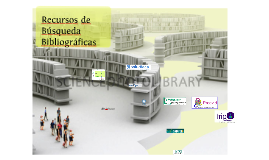 Taller de búsquedas bibliográficas: recursos
