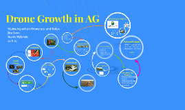 Drone Growth In Ag